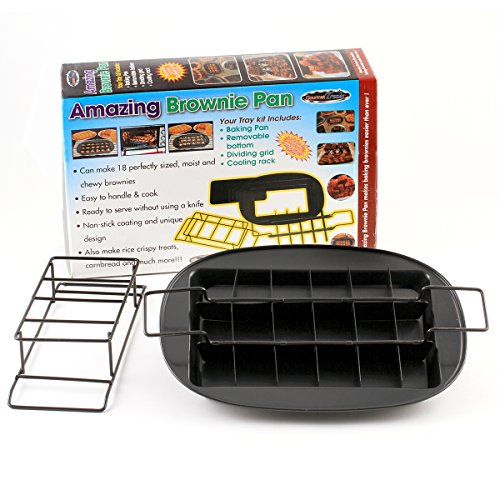 Magic Brownie Pan (Divided Brownie Pan compare prices)