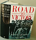 Winston S. Churchill. Volume Seven. Road to Victory. 1941-1945. 1986. Cloth with dustjacket.