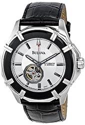Bulova Men's 96A123 BVA Dual aperture dial Watch
