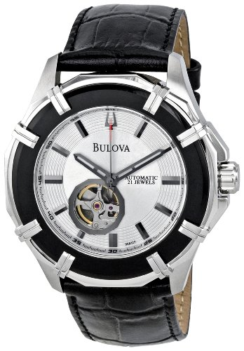 Bulova Men's 96A123 BVA Dual aperture dial Watch