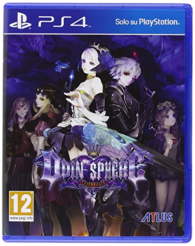 Odin Sphere Leifthrasir - PlayStation 4