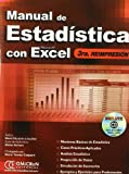 img - for Manual de Estadistica Con Microsoft Excel (Spanish Edition) book / textbook / text book