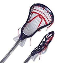 Buy Brine Alias X Complete Lacrosse Attack Stick by Brine