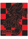 Sonic The Hedgehog Shadow Blanket