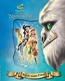 Disney Tinkerbell und die Legenede vom Nimmerbiest: Buch zum Film mit Hologrammbild