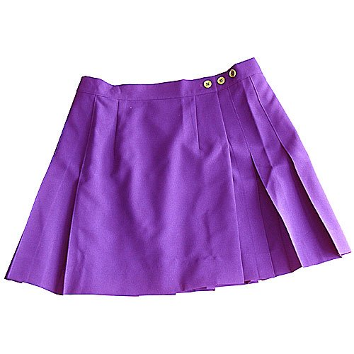 Cycle Purple Wrap/Kilt Skirt - Buy Cycle Purple Wrap/Kilt Skirt - Purchase Cycle Purple Wrap/Kilt Skirt (Cycle, Cycle Skirts, Cycle Womens Skirts, Apparel, Departments, Women, Skirts, Womens Skirts, Wrap, Wrap Skirts, Womens Wrap Skirts)