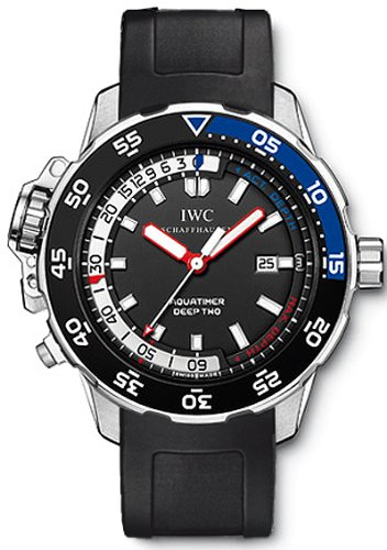 IWC Aquatimer Deep Two Mens Watch IW354702