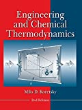 img - for Engineering and Chemical Thermodynamics book / textbook / text book
