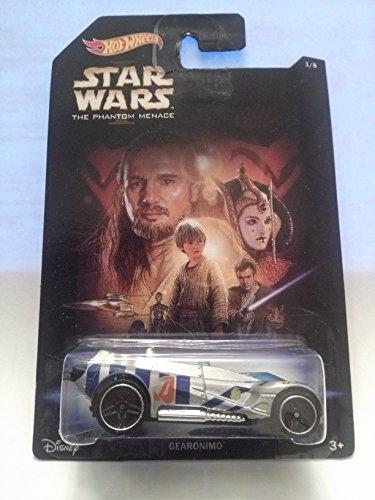 Hot Wheels Star Wars The Phantom menace 1/8 Gearonimo - 1