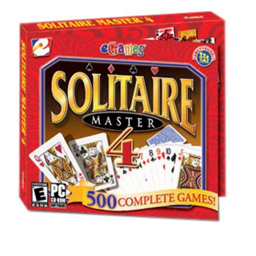 Solitaire Master 4 (Jewel Case)