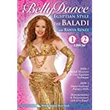 The Baladi: Bellydance Egyptian Style with Ranya Ren�e 2-DVD Belly Dance Setby Ranya Renee