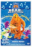 Bear In The Big Blue House - Dance Party [DVD]