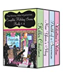 The Emma Wild Mysteries: Complete Holiday Collection Books 1-4  (Cozy Romantic Mysteries with Recipes)