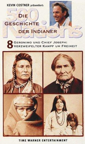 500 Nations - Die Geschichte der Indianer 8: Geronimo und Chief Joseph [VHS]