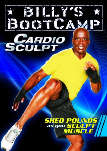 Boot Camp Cardio Sculpt [DVD] [Region 1] [US Import] [NTSC]