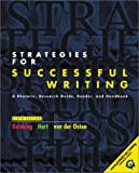 Strategies for Successful Writing: A Rhetoric, Research Guide, Reader, and Handbook (0130406732) by James A. Reinking