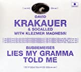 echange, troc David Krakauer - Bubbemeises