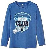 Name It 13108835 - Polo para niños, color blue (victoria blue), talla 9 meses