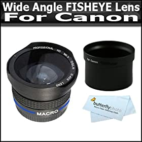Lens Cap Keeper 0.5x Digital Wide Angle Macro Professional Series Lens If Needed + Lenspen Lens Adapter Tube DB ROTH Micro Fiber Cloth For The Fujifilm FinePix S5 PRO IS PRO Digital Cameras Which Have The Nikon 28-80mm Lens