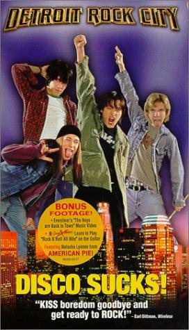 Detroit Rock City [VHS]