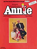 img - for Annie (Broadway Selections): Piano/Vocal/Chords book / textbook / text book
