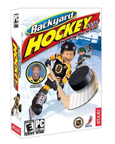 Backyard Hockey 2005