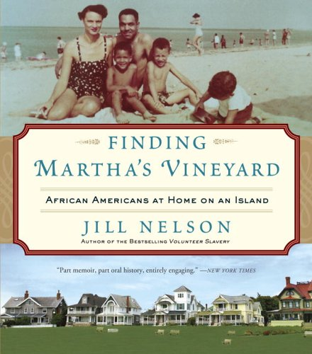 Finding Martha'S Vineyard: African Americans At Home On An Island front-688615