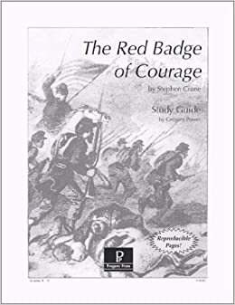 literary analysis of the book the red badge of courage by stephen crane Free monkeynotes study guide summary-the red badge of courage by  stephen crane-character analysis/plot.