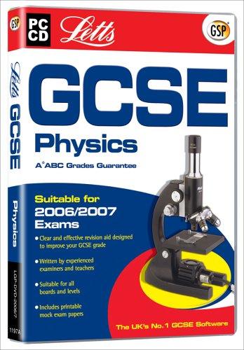 Letts GCSE Physics 2006/2007 (PC)