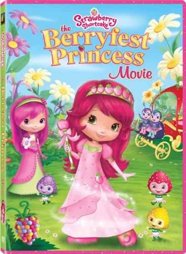 Strawberry Shortcake: The Berryfest Princess front-398122