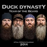 2014 Duck Dynasty Year of the Beard Wall Calendar
