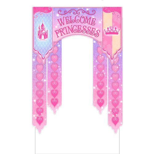 Disney Princess Royal Event Door Banner