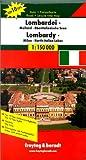 echange, troc Cartes Freytag - Carte de randonnée : Lombardie