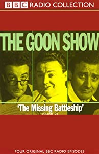 The Goon Show, Volume 21 Radio/TV Program