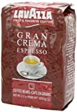 Lavazza Gran Crema Italian Coffee Whole Beans Espresso 2.2 Pound