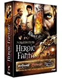 Coffret Heroic Fantasy 3 DVD : Wolfhound / Midnight chronicles / Dragon sword