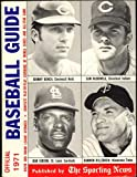 img - for Sporting News Official Baseball Guide, 1971 book / textbook / text book