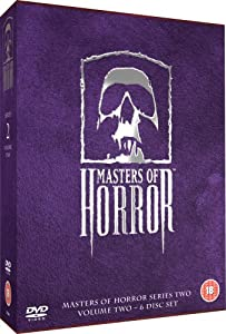 Masters Of Horror - Series 2 Vol 2 [DVD]