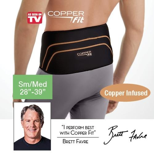 COPPER FIT BACK Pro Waist Size 28″ – 39″