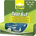 Tetra - 192713 - Pond Test 6 in 1