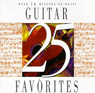 25 Guitar Favorites