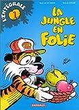 echange, troc Mic Delinx, Christian Godard - La Jungle en folie : Intégrale, tome 1