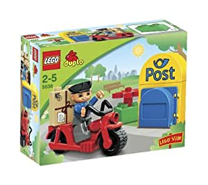LEGO Duplo Legoville Postman (5638)