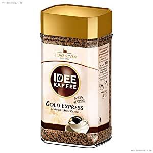 Amazon.com : Idee Coffee Gold Express 100G : Instant