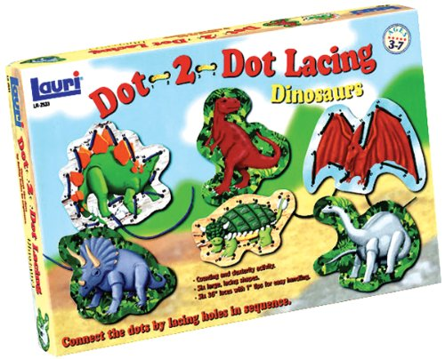Patch Products Lacing Dinosaurs