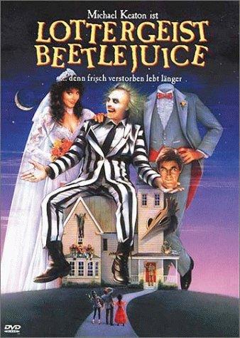 Lottergeist Beetlejuice [VHS]