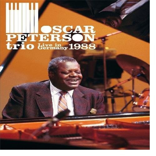 Oscar Peterson Trio - Live In Germany 1988 [DVD]