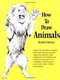 How to Draw Animals (Perigee) (0399508023) by Hamm, Jack