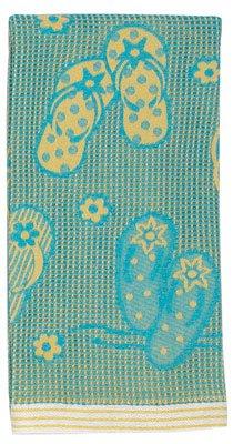 Seashell Flip Flops front-486476