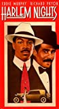 Harlem Nights [VHS]